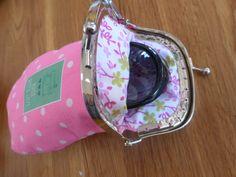 Bulles de cerises: Tuto étui à lunettes ou porte monnaie