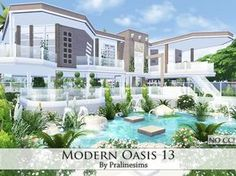 This is a cozy and stylish home for your simmies! Found in TSR Category 'Sims 4 Residential Lots'