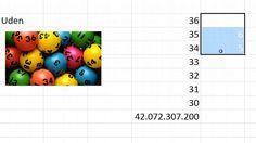 Kombinatorik Lotto