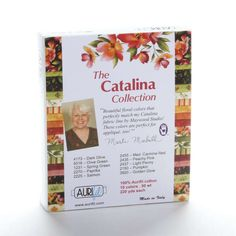 MM Catalina Collection 10 Small Spools 50wtMM50CC10