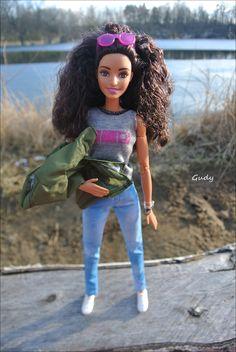 Steady Barbie Maris Model Of The Moment Nrfb Bambole Giocattoli E Modellismo