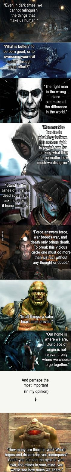 "And They Said ""Video Games Mush Your Brains"" (Famous Video Game Quotes)"
