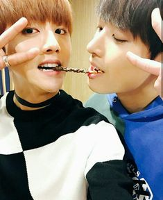 Youngbin & Inseong // SF9