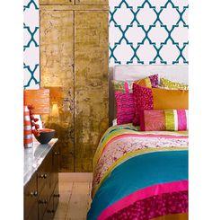 Quatrefoil Marrakesh Morocco Style inspired Modern by bluedoor17