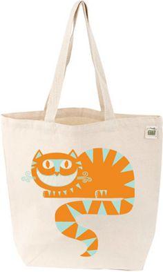 Cheshire Cat BabyLit tote Cat Quilt, Cotton Bag, Cotton Canvas, Cat Crafts, d70db18e03