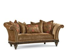 Lilla Sofa, Compositions, Schnadig.    Tailored yet curvaceous.    www.mkhomedesign.com