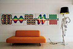 Apartamento 650m2 em São Paulo / por Zize Zink