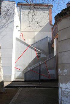 Paper Donut, 'Vigilance Écarlate', Toulouse - unurth | street art