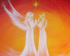 Foto de arte de angel limitada custodiado por por HenriettesART