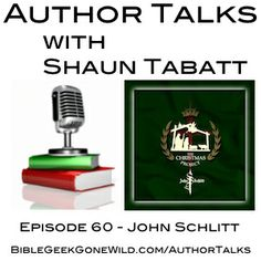 """In this episode of the Author Talks Podcast, Shaun interview """"musical author"""" John Schlitt about his new album The Christmas Project. Christmas never rocked like this before!"""