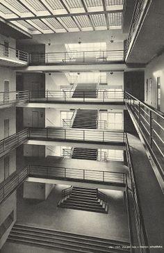 Adolf Benš - Ústřední budova Elektrických podniků