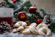 #vanillacookies #cookies #recipes Greek Christmas, Christmas Sweets, Christmas Cookies, Christmas Time, Merry Christmas, Christmas Baking, Christmas Recipes, German Christmas Traditions, Patisserie Sans Gluten