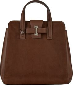 Delvaux Simplissime Tote at Barneys New York. Gorgeous bag, but quite heavy