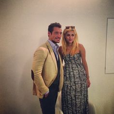 Gabriel and Rachel (Gandy-Code Nast College of Fashion & Design)