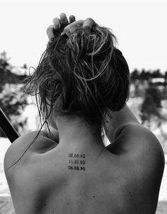 Badass mom tattoo.