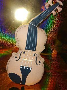 Violin Violinists Handmade Creations Orchestra Unique Stuffed Plush RARE HTF #HandmadeCreations #orchestra #handmade #gaggift #violin #violinist Misfit Toys, Gag Gifts, Stuffed Animals, Orchestra, Violin, Unique, Creations, Plush, Craft Ideas