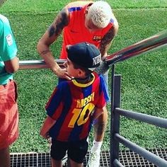 Treino de hoje ❤⚽❤ #neymarjr #neymar #barcelona