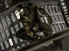 Film Noir Wallpaper Marvel Comics Spiderman Noir I Am Darkness