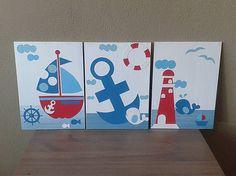 obrázky do detskej izby námornícke