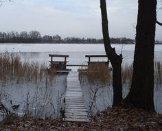 Wałcz, Jezioro Raduń