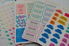 IVF Stickers In Vitro Fertilization Stickers Erin Condren Life Planner Plum Paper Planner Filofax Infertility Stickers Pregnancy Stickers
