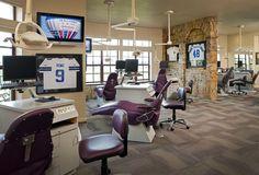 Orthodontic Office  Designed by: Spencer Wilson & Associates