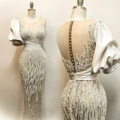 by Couture Event Dresses, Nice Dresses, Formal Dresses, Dinner Gowns, Evening Gowns, African Fashion Dresses, African Dress, Lace Gown Styles, Beauty And Fashion