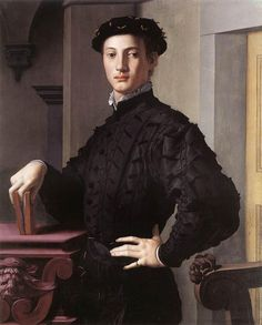Pontormo paintings young man - Google Search