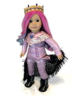 American Girl Doll Clothes by Rocio American Girl Outfits, American Girl Doll Costumes, Ropa American Girl, American Girl Hairstyles, American Girl House, Custom American Girl Dolls, American Girl Doll Pictures, American Doll Stuff, American Girl Crafts