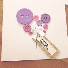 christening invitations - Handmade