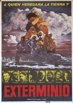 """Exterminio (1980) """"Fukkatsu no hi"""" de Kinji Fukasaku - tt0080768"""