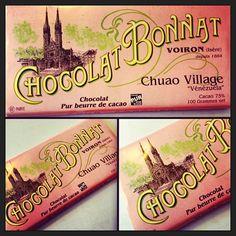 Un des meilleurs chocolat ! Chocolaterie Bonnat à Voiron dans l'Isère #bestchocolat #gourmandises #bonnat #chocolatier #candies