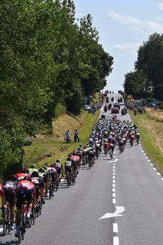 Stage 6 of the Tour de France Tim de Waele/ TDWsport.com
