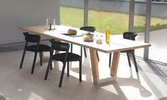 Dining tables | Tables | Base | Arco | Jorre van Ast. Check it out on Architonic
