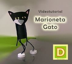 Videotutorial Puppet Cat