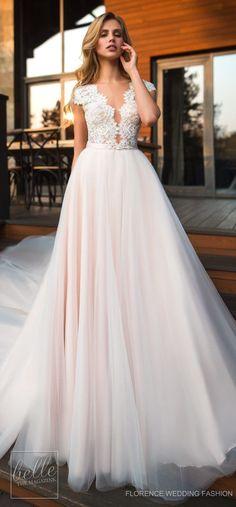 Wedding Dress by Florence Wedding Fashion 2019 Despacito Bridal Collection Bridal  Wedding Dresses 8ffce6366845