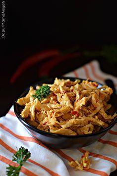Dapur Mama Aisyah: Ayam Suwir Bumbu Rujak
