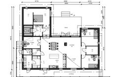 House Plans, Floor Plans, Layout, Flooring, How To Plan, Architecture, Interior, Home, Ideas