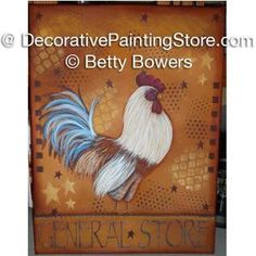 General Store Chicken - Betty Bowers - PDF DOWNLOAD