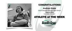 Congratulations to this week's ViewMySport ATHLETE of THE WEEK - ANDREW DRAKE - Basketball (Small Forward) - David Glasgow Farragut High School - Class of 2018 - (NAS Rota Spain)... Andrew also is a Def/Off Lineman for the football team! GREAT JOB ANDREW!  https://www.viewmysport.com/r-1014-andrew-drake-basketball  https://www.viewmysport.com/r-992-andrew-drake-football  ViewMySport.com - Your #1 College Sports Recruiting &  Scholarship Networking Resource!
