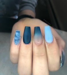 Gelllen Gel Nail Polish Set 6 Colors With Top Coat Base Coat Dusty Classic Grays Series Home Gel Manicure Set Acrylic Nails Coffin Short, Summer Acrylic Nails, Best Acrylic Nails, Coffin Nails, Summer Nails, Polygel Nails, Swag Nails, Hair And Nails, Grunge Nails