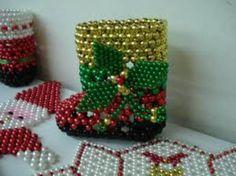 manualidades adi Gift Wrapping, Diy Crafts, Beads, Christmas Ornaments, Holiday Decor, Gifts, Home Decor, Aliens, Ideas Para