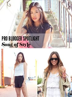 Aimee Song shares her insight on blogging success and cultivating your personal voice!