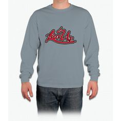MGK Lace Up Long Sleeve T-Shirt