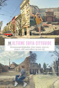 Sofia cityguide bezienswaardigheden hotspots