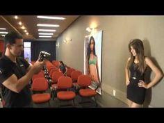 O olheiro Dilson Stein faz seleção de novas modelos em Divinópolis Mari Vilu Top Model Internacional