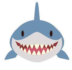 Cute Shark, Baby Shark, Dope Wallpapers, Shark Party, Topper, Fake Tattoos, Shark Week, Cartoon Images, Sharks
