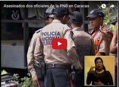 Asesinaron a dos policías más en Caracas  http://www.facebook.com/pages/p/584631925064466