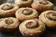 Food processor Danish pastries