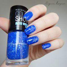 Maybelline Acid Wash - Bleached Blue